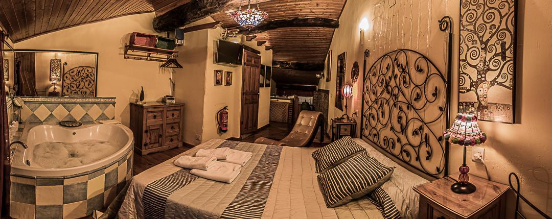 Casa rural el refugio 14 los sitios de aravalle - Paginas de casas rurales ...
