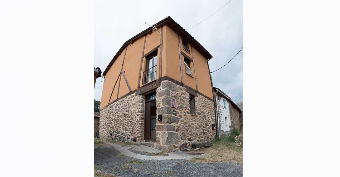 casa rural con encanto en Aravalle