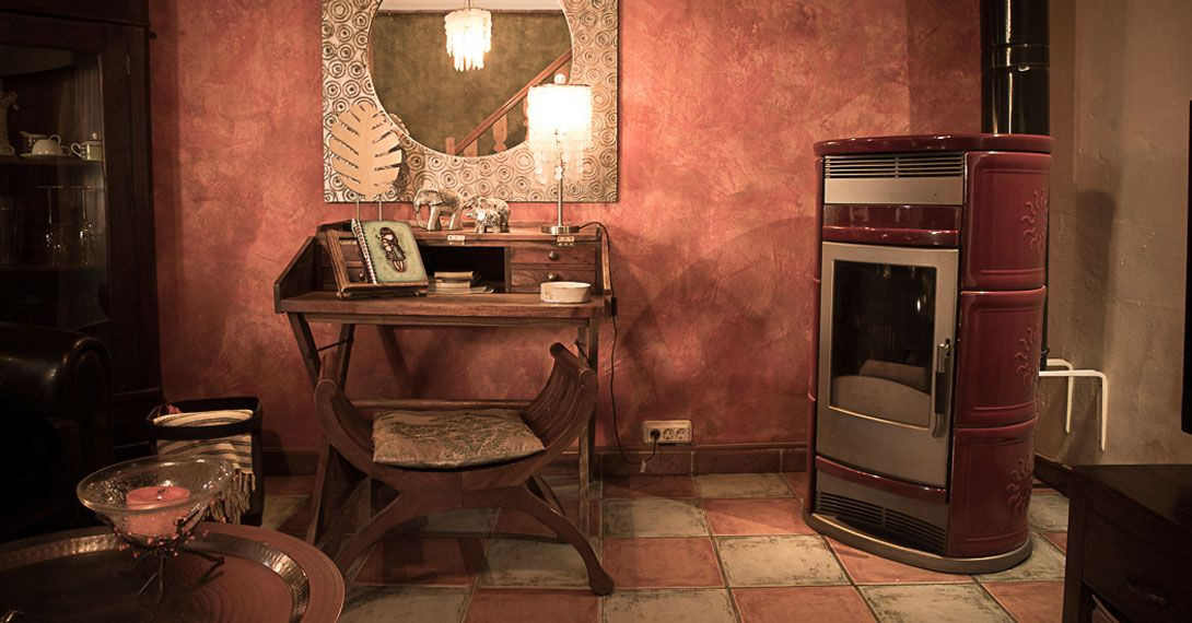 casa rural con sauna y encanto
