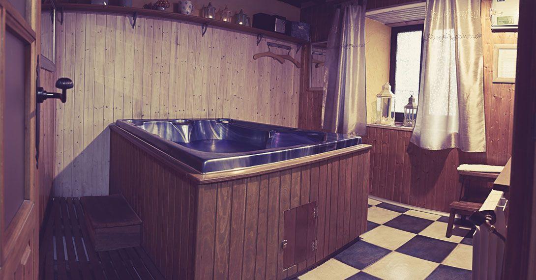 casa rural con spa para dos