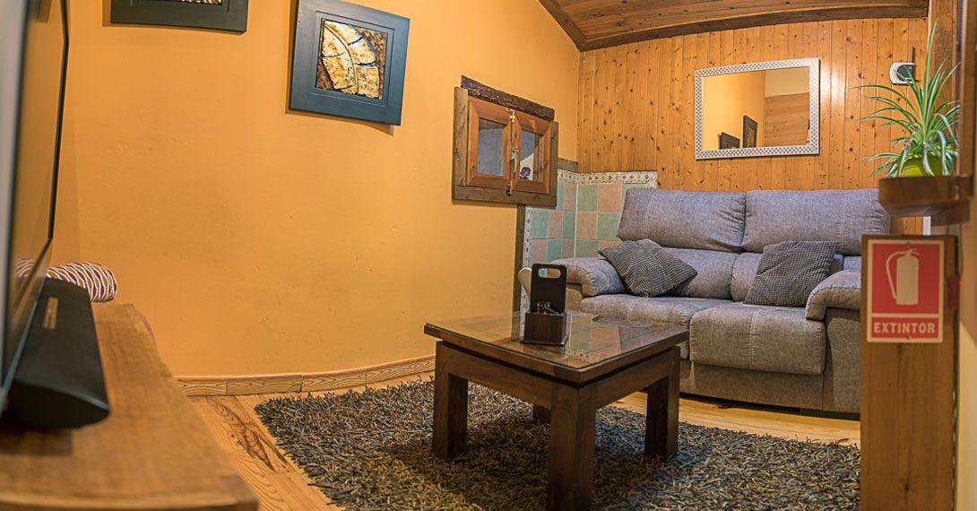 casa rural para dos en Gredos