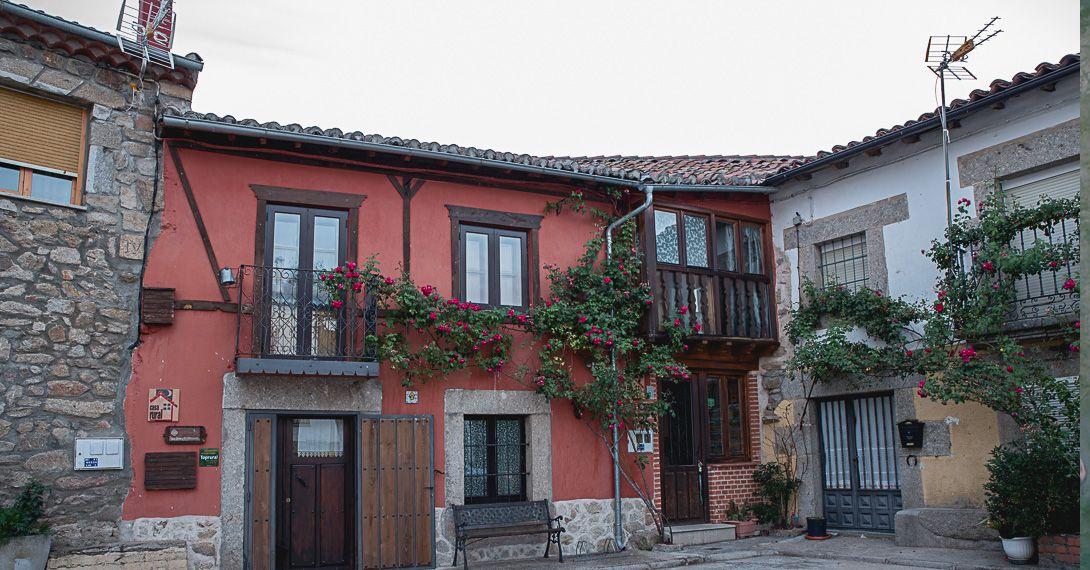 casa rural en Gredos que admite mascota