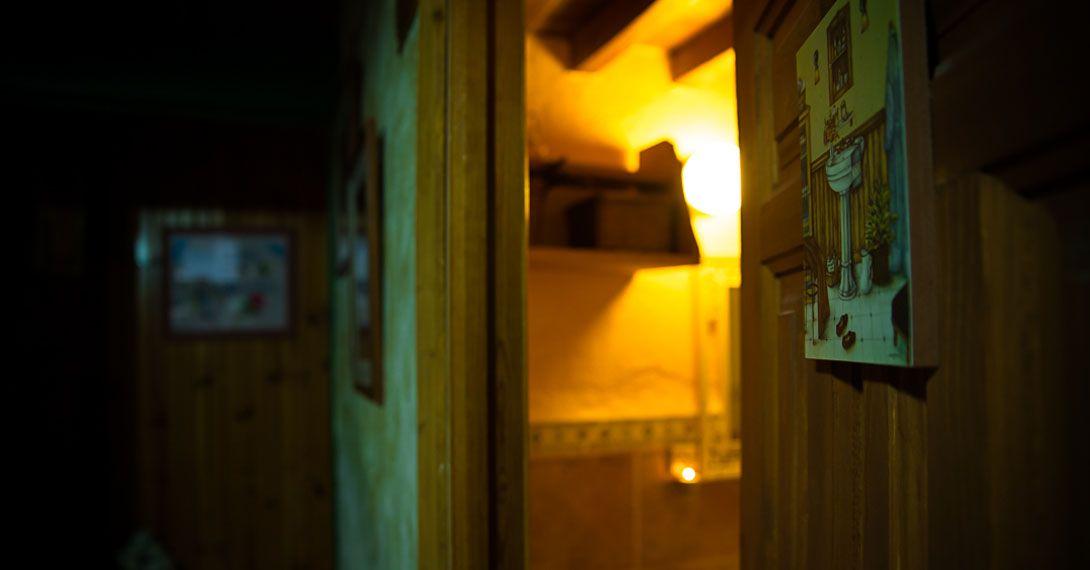 casa rural para dos con spa